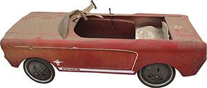 1964 Mustang Pedal Car